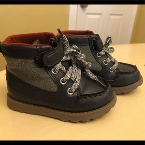 Toddler boy boots